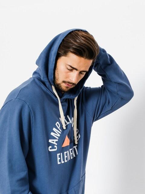 Bluza z kapturem Element Valdez HD (crown blue)