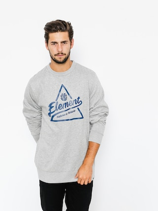 Bluza Element Ascent Crew (grey heather)