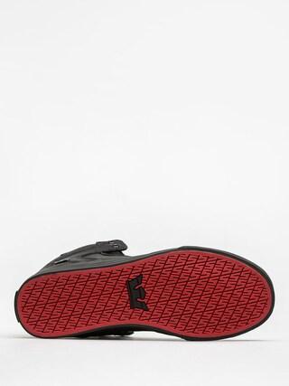 Buty Supra Vaider (black/black red)