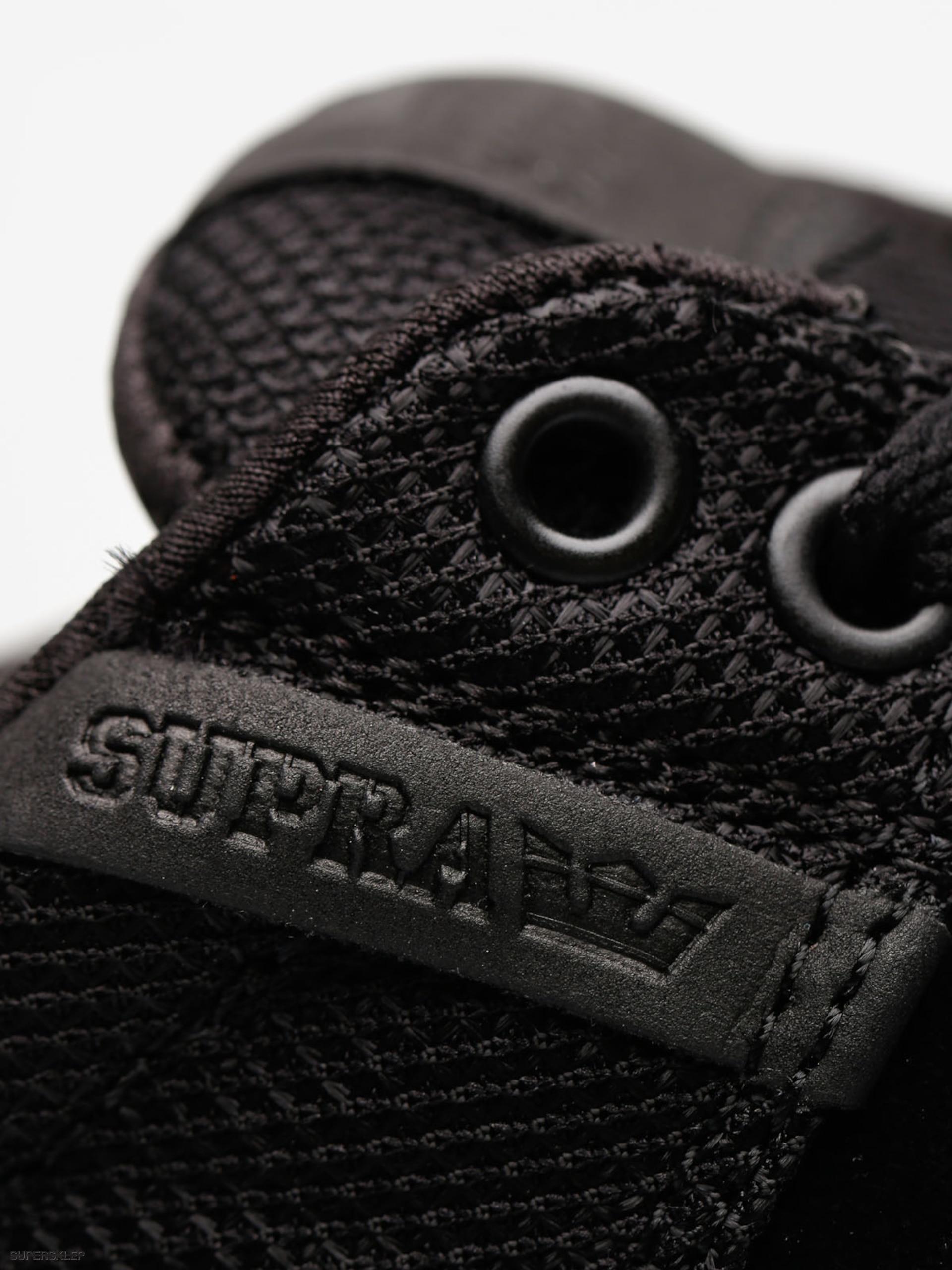 Buty Supra Stacks Vulc II (schwarz schwarz schwarz)
