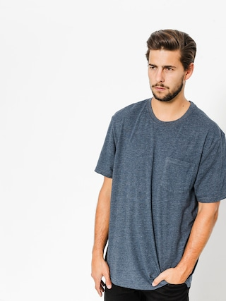 T-shirt Element Basic Pocket Cr (indigo heather)