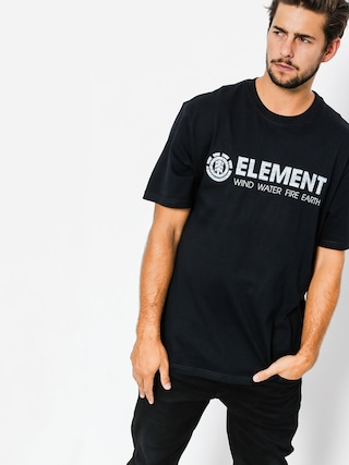 T-shirt Element Plys (flint black)