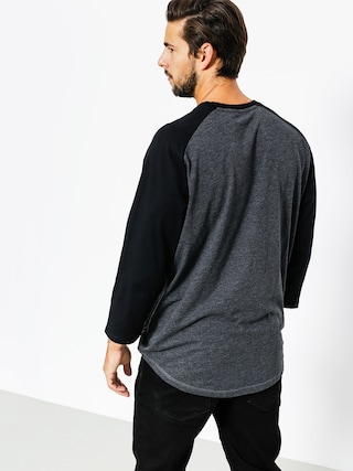 Koszulka Element Basic Raglan Qtr (charcoal heather)