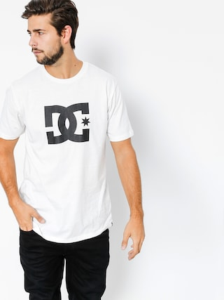 T-shirt DC Star (white)