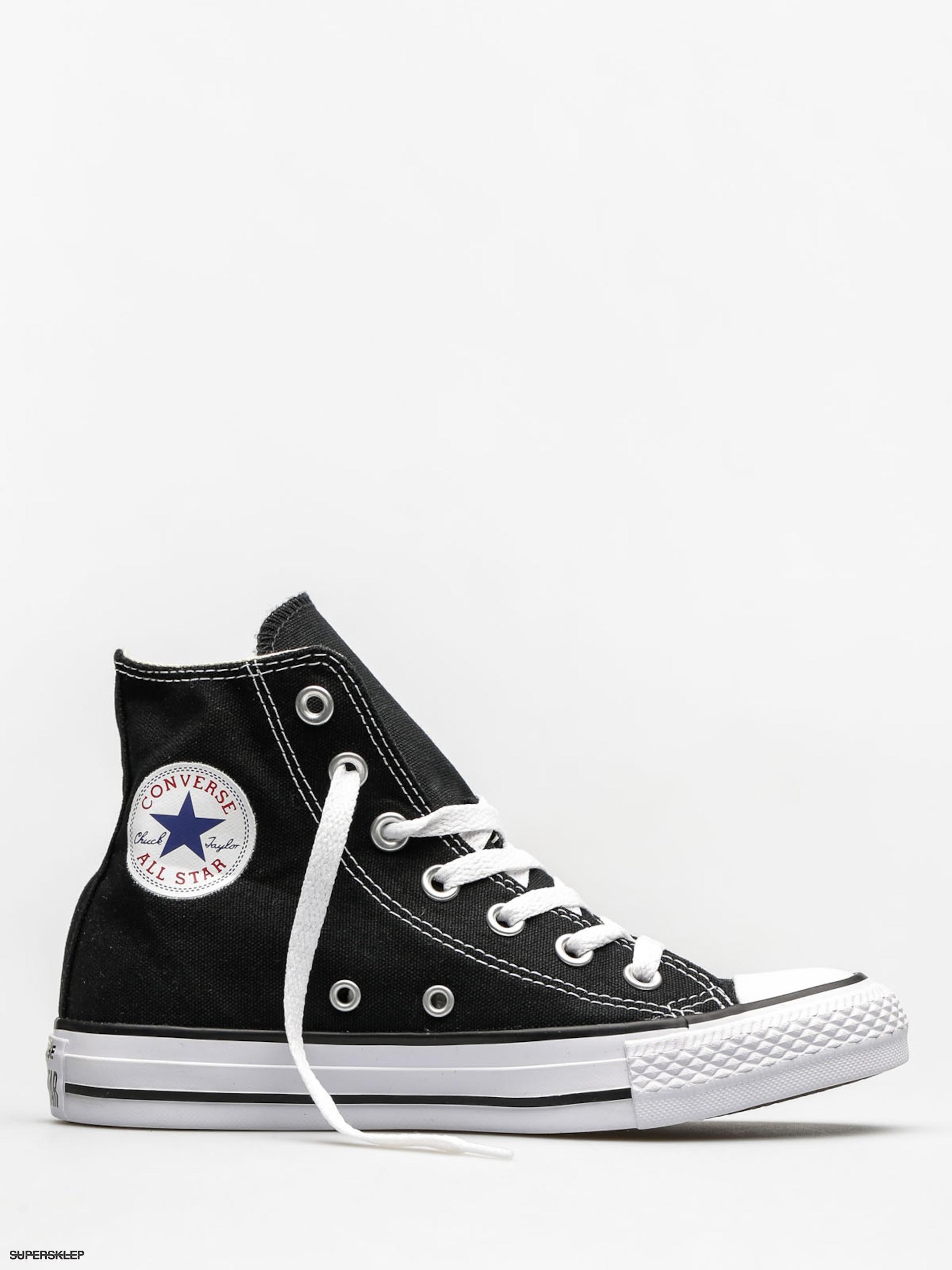 36fe958d90b1a Trampki Converse Chuck Taylor All Star Hi (black)