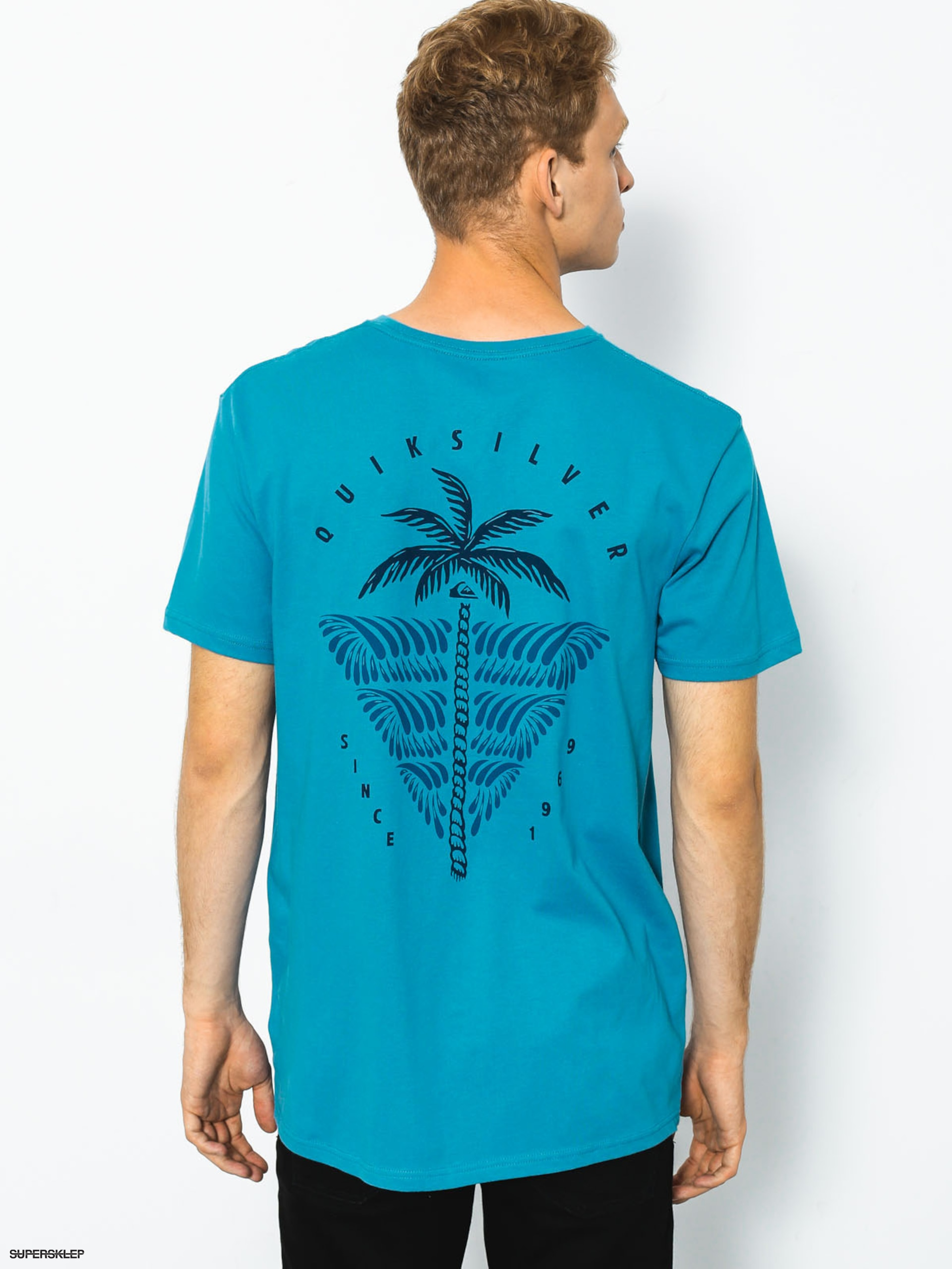 T-shirt Quiksilver Palm Break