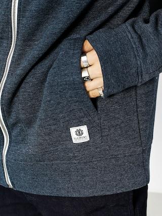 Bluza z kapturem Element Meridian Bonded ZHD (indigo)