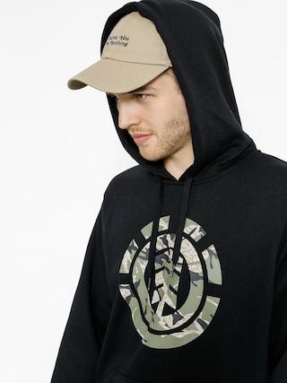 Bluza z kapturem Element Mimic HD (flint black)
