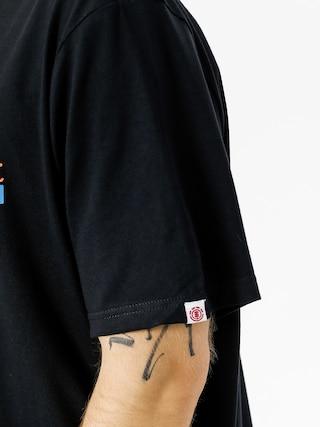 T-shirt Element Laze (flint black)