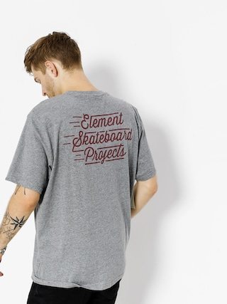 T-shirt Element Pace (grey heather)
