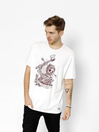 T-shirt Element Grounded (bone white)