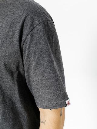 T-shirt Element Grounded (charcoal heatherr)
