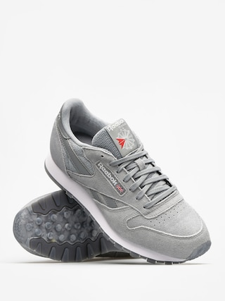 Buty Reebok Cl Leather Nm (flint grey/white)