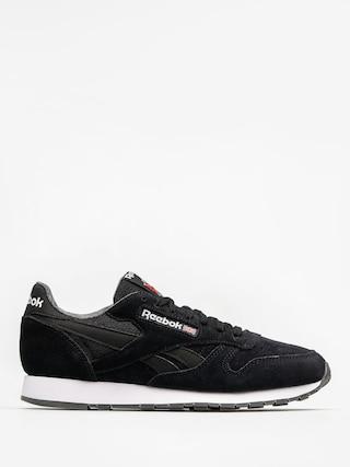 Buty Reebok Cl Leather Nm (black/white)