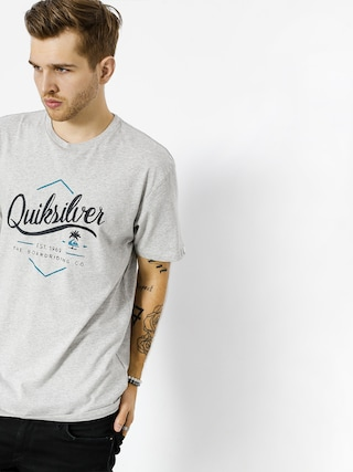 T-shirt Quiksilver Classic Sea Tales (athletic heather)