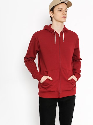 Bluza z kapturem DC Rebel 3 ZHD (chili pepper)