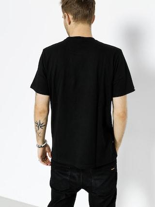 T-shirt Carhartt Script (black/white)