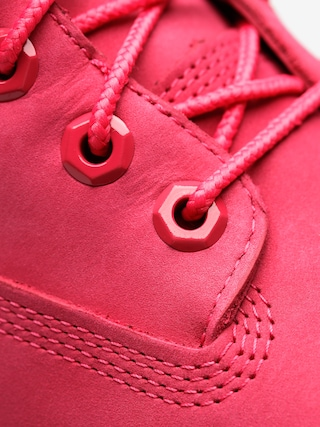 Buty dziecięce Timberland 6 In Premium Wp (bright pink nubuck)