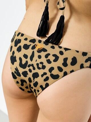 Dół od bikini Femi Pleasure Kini Bottom Wmn (leo)