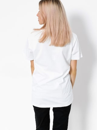 T-shirt Intruz Box Logo Wmn (white)