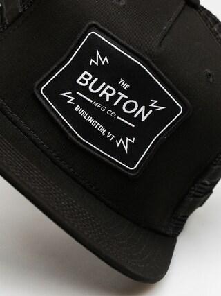 Czapka z daszkiem Burton S Bayonette Snpbk (true black)