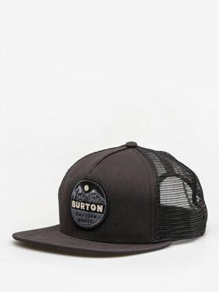 Czapka z daszkiem Burton Marble Head (true black)