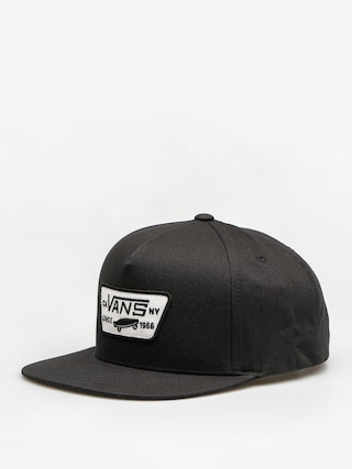Czapka z daszkiem Vans Full Patch Snapback ZD (true blackl)