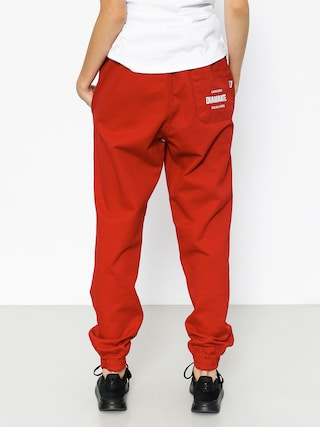 Spodnie Diamante Wear Rm Classic Jogger (red)