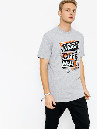 T-shirt Vans Stenciled Ii (athletic/heather)
