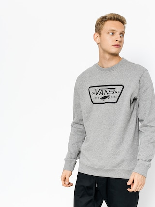 Bluza Vans Full Patch Crew (cement/heather)