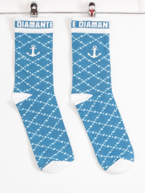 Skarpetki Diamante Wear Anchor (blue)