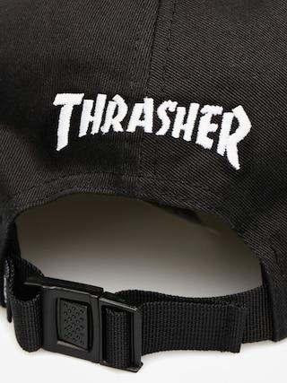 Czapka z daszkiem Vans Thrasher (black)