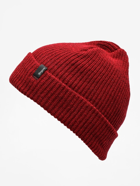 Czapka zimowa Brixton Heist Beanie (heather red)