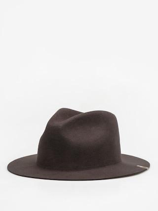 Kapelusz Brixton Mojave Fedora (washed black)