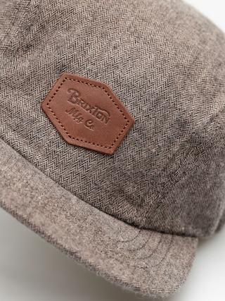 Czapka z daszkiem Brixton Trig 2 Panel ZD (brown)