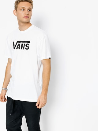 T-shirt Vans Classic (white/black)
