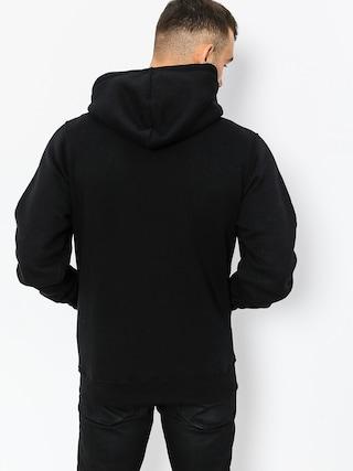 Bluza z kapturem MassDnm Classics HD (black)