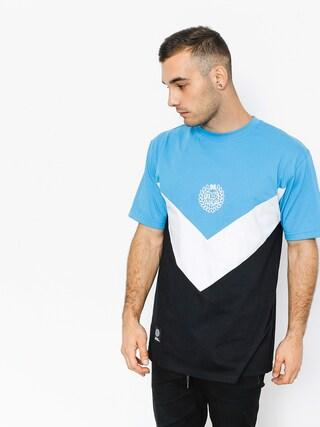 T-shirt MassDnm Fang (blue/black)