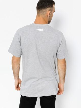 T-shirt MassDnm Classicss (light heather grey)