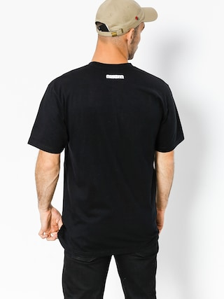 T-shirt MassDnm Classicss (black)