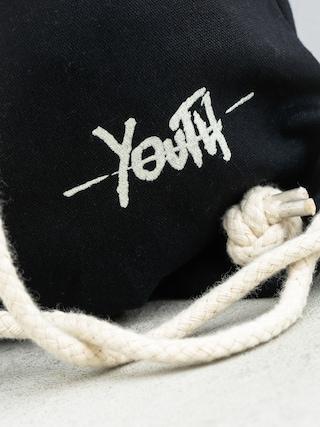 Plecak Youth Skateboards Triangle Premium (black)
