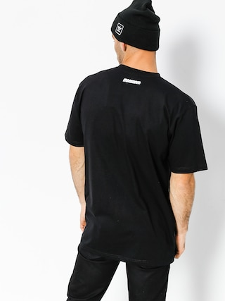 T-shirt MassDnm DJ (black)