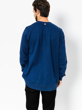 Bluza Element Cornell Overdye Cr (boise blue htr)