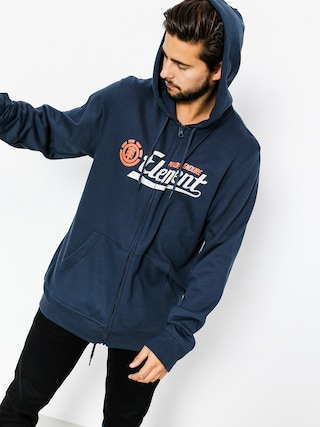 Bluza z kapturem Element Signature ZHD (eclipse navy)