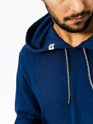 Bluza z kapturem Element Cornell Overdye HD (boise blue htr)