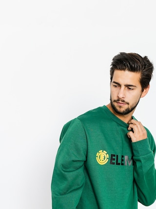 Bluza Element Blazin Crew (sequoia green)