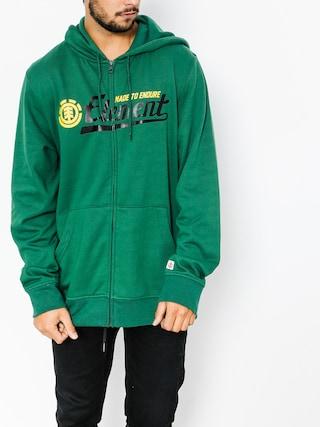 Bluza z kapturem Element Signature ZHD (sequoia green)