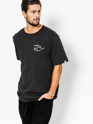 T-shirt Element Civic (off black)