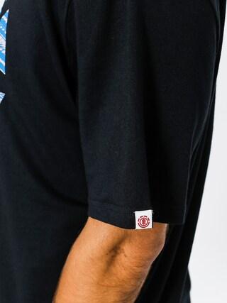 T-shirt Element Aesthetic (flint black)