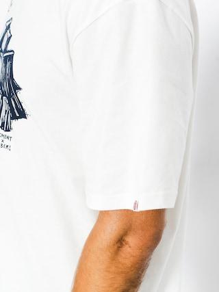 T-shirt Element Ramps (bone white)